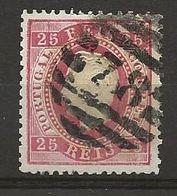 Portugal N°40B, Belle Oblitération. - 1855-1858 : D.Pedro V