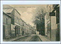 XX009417-171/ Gnoien Teterower Straße Ak 1918 - Sin Clasificación