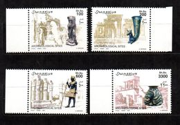 SOMALIA, 2001 - SERIE, SET - ARCHEOLOGIA - ARCHEOLOGY, MNH** BDF - Somalia (1960-...)