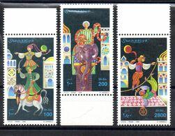 SOMALIA, 1998 - SERIE, SET - CIRCO - CIRCUS, MNH** BDF - Somalia (1960-...)