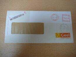 (13.08) BELGIE Aangetekende Omslag - Stamped Stationery