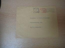 (13.08) BELGIE Omslag 1948 Afstempeling BRUXELLES-BRUSSEL - Enveloppes