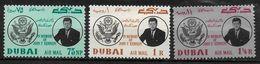 DUBAI    PA 21/23  * *     Kennedy - Kennedy (John F.)