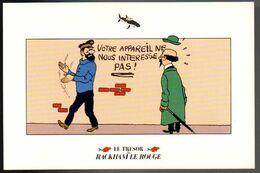 TINTIN. Le Trésor De Rackham Le Rouge. - Comics