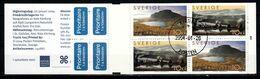 Zweden PZB Europa Cept 2004 Paar Gestempeld Fine Used Booklet - 2004