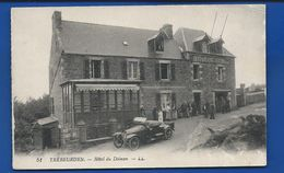 TREBURDEN   Hôtel Du Dolmen   Animées - Trébeurden