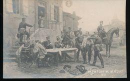 Un Porteur De Depeche --1870 - Guerres - Autres