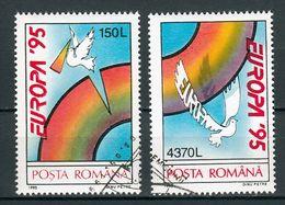 Roemenie  Europa Cept 1995 Gestempeld Fine Used - 1995