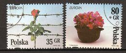 Polen  Europa Cept 1995 Gestempeld Fine Used - 1995