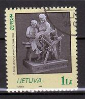 Litouwen  Europa Cept 1995 Gestempeld Fine Used - 1995