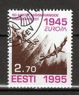 Estland Europa Cept 1995 Gestempeld Fine Used - 1995