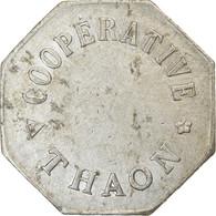 Monnaie, France, Coopérative, Thaon-les-Vosges, 1 Kg Pain, TTB, Aluminium - Monétaires / De Nécessité