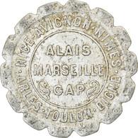 Monnaie, France, Chambres De Commerce De La Région Provençale, 5 Centimes - Monétaires / De Nécessité