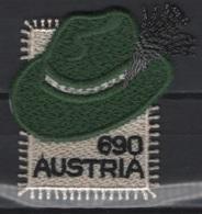 Austria (2018) - Set -  /  Art - Emboidery - UNUSUAL Emboidered - Hat - Dress - Costumes - Chapeau - Costumes