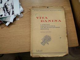 Mara Dordevic Malagurska Vita Danina I Druge Pripovetke Iz Bunjevackog Zivota Subotica 1940 176 Pages - Books, Magazines, Comics