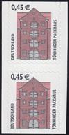 2303II SWK: BC/BD-Paar ENGE Rasterung, Postfrisch - Unclassified