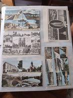 Classeur De 450 Cartes Postales NB + Colorisées - Cartoline