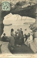 Biarritz Rocher De La Vierge La Loge Du Theatre - Biarritz