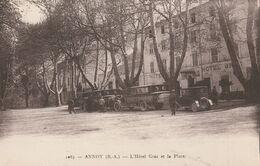 ANNOT HOTEL GRAC ET LA PLACE - Castellane
