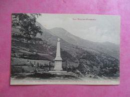 65 LUZ SAINT SAUVEUR MONUMENT ÉRIGÉ PAR NAPOLÉON III A SOLFERINO - Luz Saint Sauveur