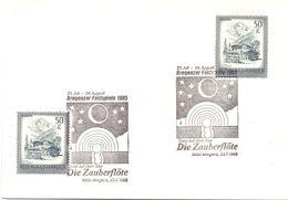 BREGENZER FESTSPIELE 1985  OSTERREICH   (AGO200169) - Musique