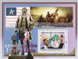 Guinea 2008, President Obama, Art, Washington, BF - Arts