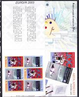 Europa Cept 2003 Moldova Booklet ** Mnh (49440) - 2003