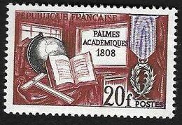 France N°1190 Neuf ** 1959 - Neufs