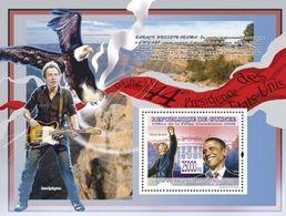 Guinea 2008, President Obama, Music, B. Sprengsteen, Eagle, BF - Singers