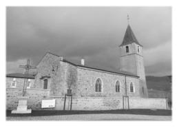 LES ARDILLATS - L'église Saint-Pierre-et-Saint-Paul - France