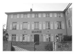 LES ARDILLATS - Mairie - France