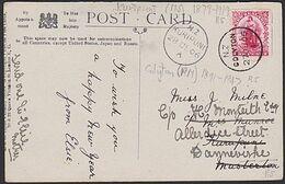 NEW ZEALAND CLOSED POs KURIPUNI (MS) & COLYTON (PM) - 1855-1907 Crown Colony