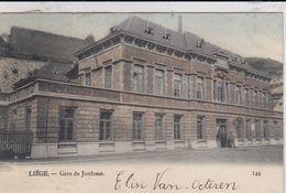 LIEGE / GARE DE JONFOSSE 1905 - Liège