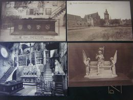 Lot De 10 Cartes De BRUGGE - BRUGES ( Chapel Of Jerusalem ) - Brugge
