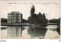 Poperinge - Kasteel DE LOVIE - Château LA LOVIE - Poperinghe - Graaf De Brouckhoven De Bergeyck - Poperinge