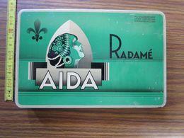 LADE 2 - AIDA RADAME SIGARENFABRIEK HOLLAND - Schnupftabakdosen (leer)