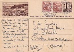 Grosshöchstetten - Ganzache Mit Zusatzfrankatur - 1948         (00806) - Enteros Postales