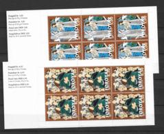2001 MNH Faroe Island, Färöer, Booklet, Postfris - Isole Faroer