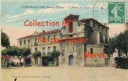 04 ☺♦♦ FORCALQUIER < HOTEL De VILLE - Forcalquier