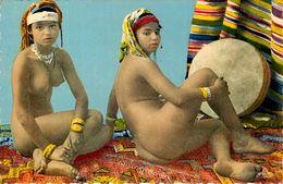 NU Ethnique * Scènes Et Types N°8.104 * Arabes Et Bain * Femme Seins Nus * Nue Curiosa Nude * Ethnic Ethno - Nordafrika, Maghreb