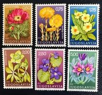 Jugoslavija - Joegoslavië - P2/17 - MNH - 1969 - Michel Nr. 1330#1335 - Geneeskrachtige Planten - 1945-1992 Socialist Federal Republic Of Yugoslavia