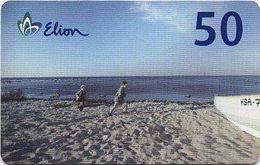 Estonia Phonecard Elion E18 - Estonia