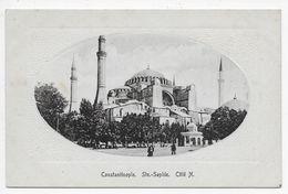 CONSTANTINOPLE - Ste-Sophie. Cote N. - Ludwigsohn - Türkei