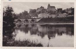 Le Blanc (36) - Le Pont Et Le Vieux Château - Le Blanc