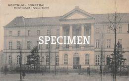 Het Gereechtshof - Courtrai - Kortrijk - Kortrijk