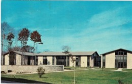 North Hall, University Of Pittsburgh At Johnstown, PA, USA - Posted To London 1968 With Stamp - United States