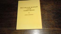 SHITBOEKJE _ ANNO 1970   _____ BOX : J - Practical