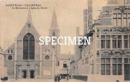 St Michielskerk - Courtrai - Kortrijk - Kortrijk