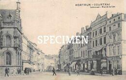 Leiestraat - Courtrai - Kortrijk - Kortrijk