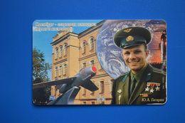 Orenburg. Gagarin (space). 150 Un. - Russland